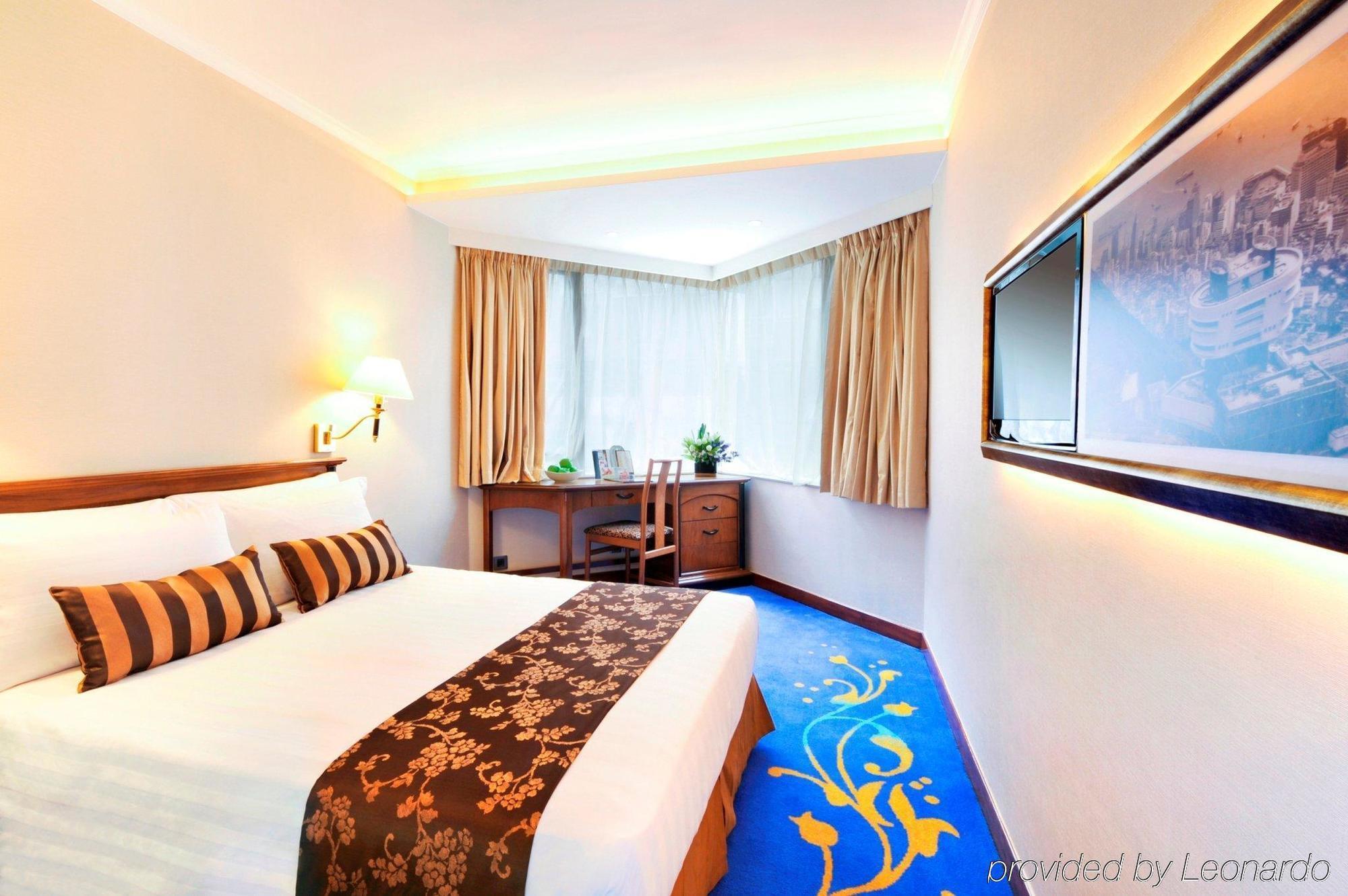 THE KIMBERLEY HOTEL, HONGKONG ****